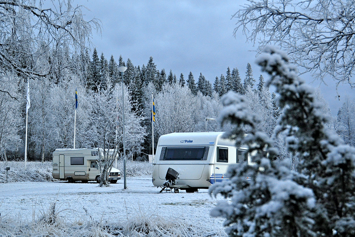 Campingtomter 70 Kvm &120 Kvm